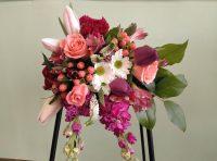 Flores naturales y frescas
