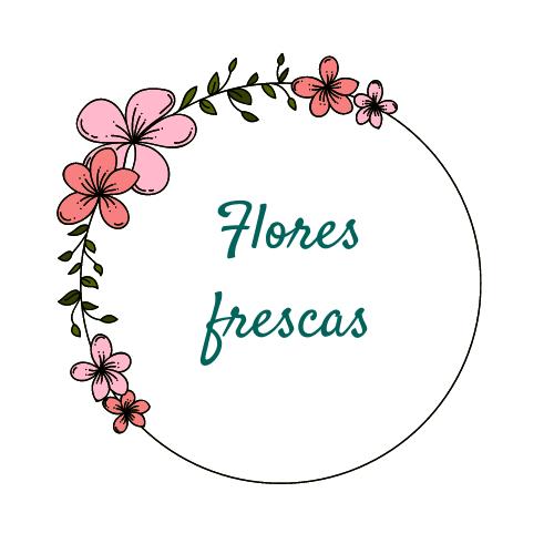Ramos de flores frescas